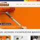 Neue Webseite Maler Koos